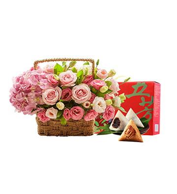 留住好時光+粽子禮盒